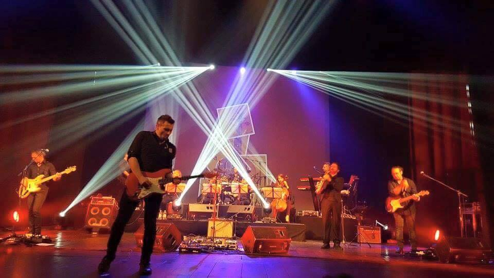 DIRE STRAITS Tribute – OVER GOLD